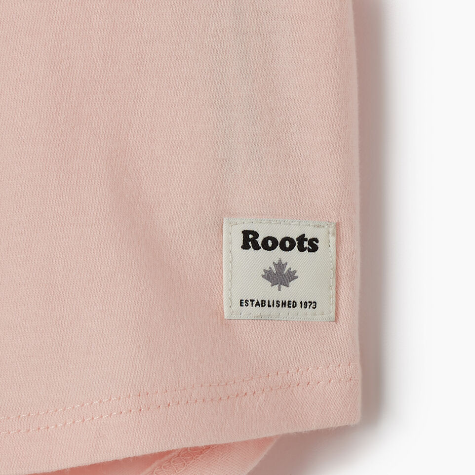 Roots-Kids Tops-Toddler Roots Pride T-shirt-English Rose-D