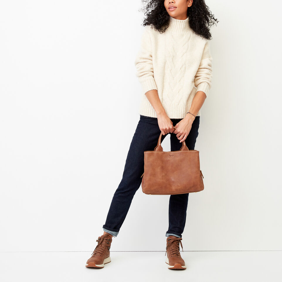 Roots-Women Our Favourite New Arrivals-Nita Cable Sweater-Light Oatmeal Mix-B
