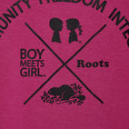 Roots-undefined-Roots x Boy Meets Girl - Girls Relaxed Fit CFI T-shirt-undefined-C