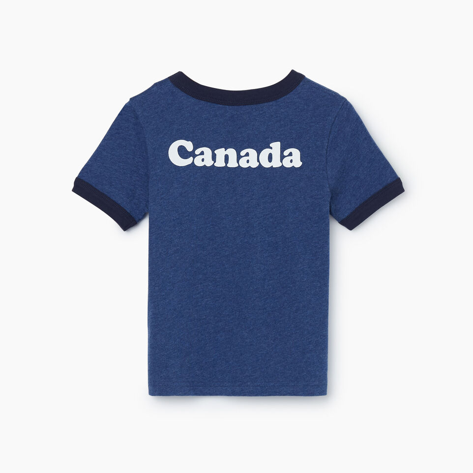 Roots-undefined-Toddler Canada Ringer T-shirt-undefined-B