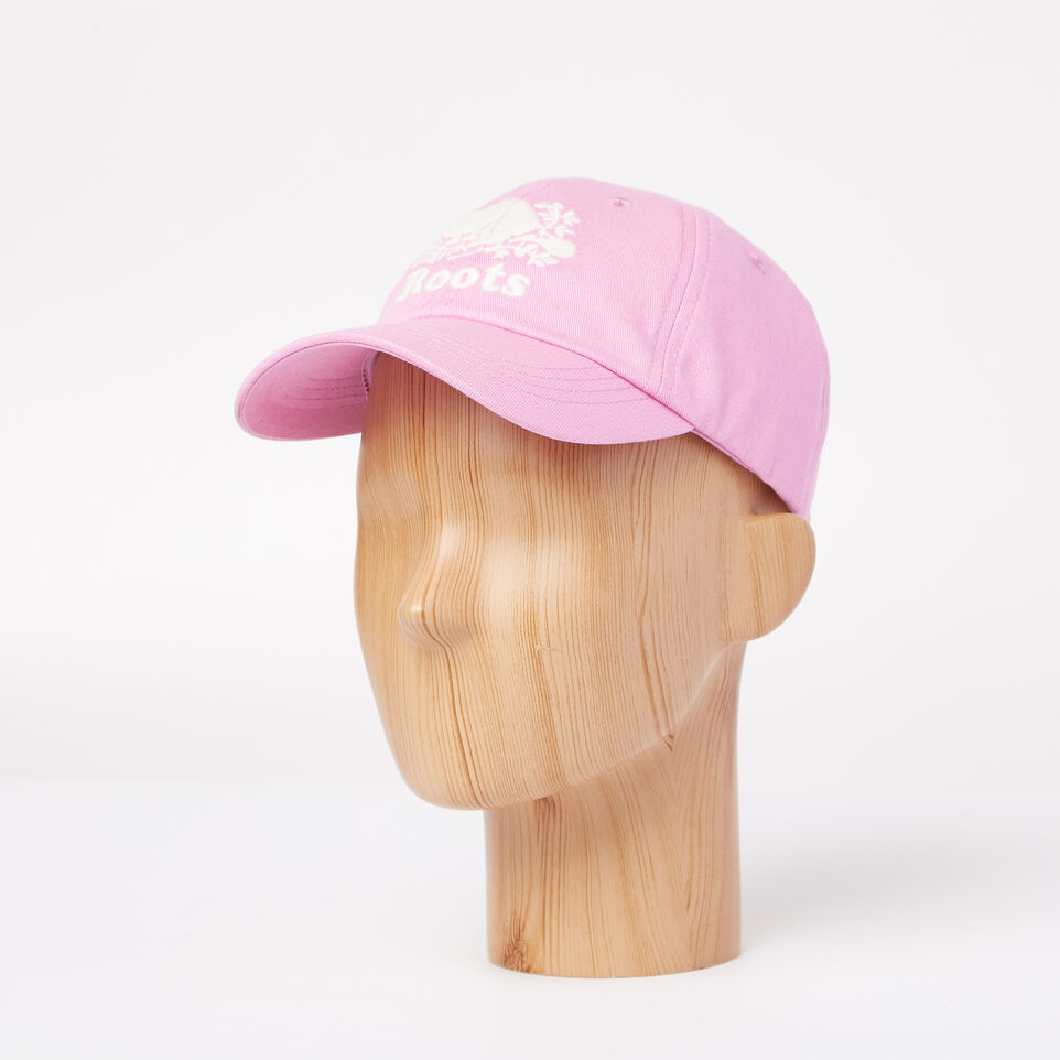Roots-Kids Our Favourite New Arrivals-Kids Cooper Baseball Cap-Pastel Lavender-B