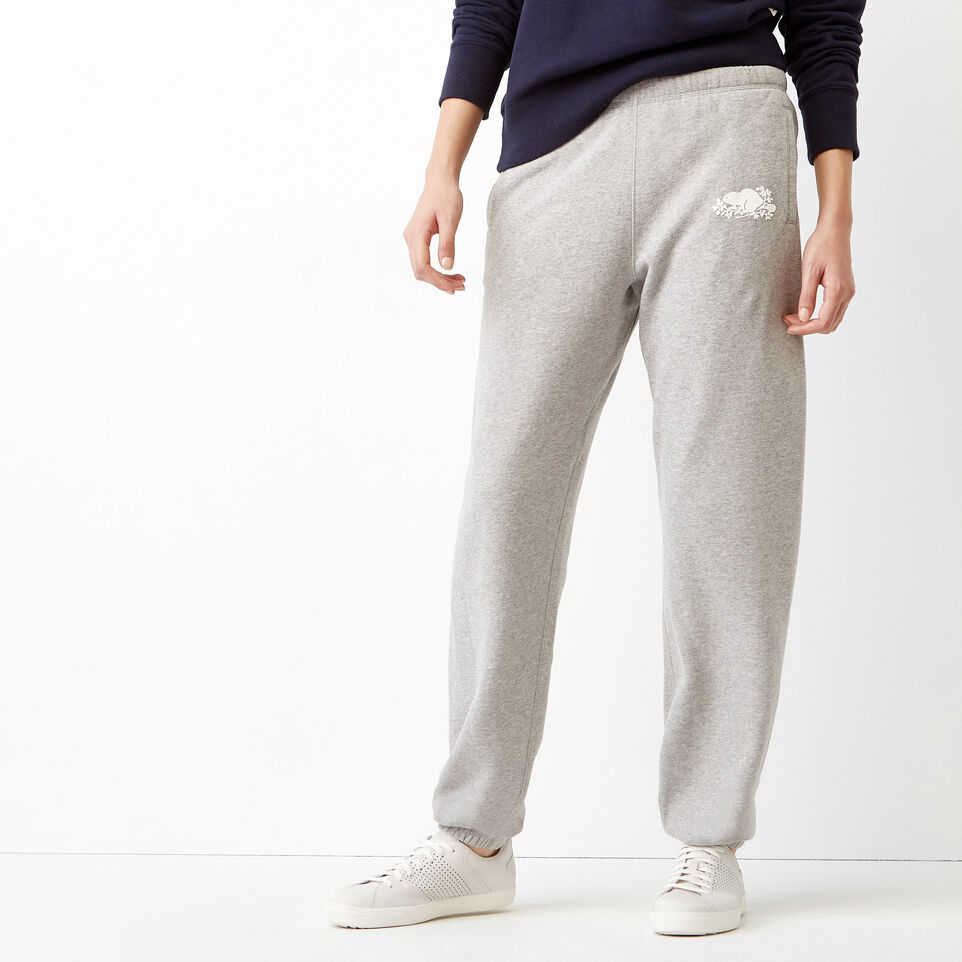 Roots-undefined-Roots Applique Sweatpant-undefined-D