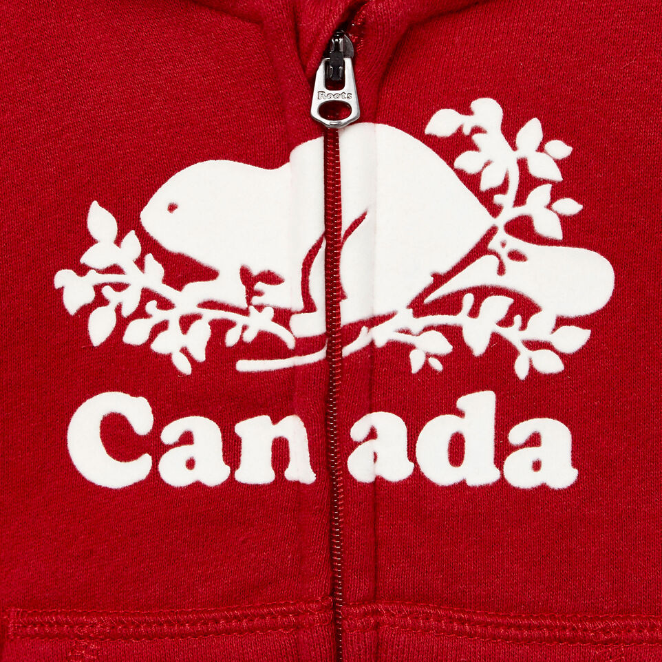 Roots-undefined-Baby Canada Full Zip Hoody-undefined-D