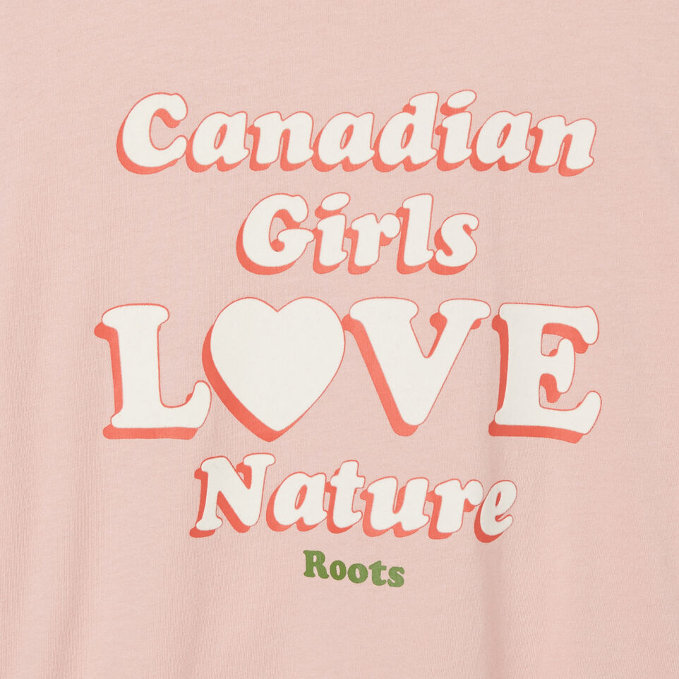Roots-undefined-Girls Love Nature T-shirt-undefined-C