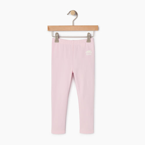Roots-Kids Toddler Girls-Toddler Cooper Beaver Legging-Pink Mist-A