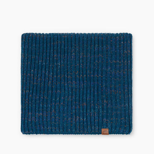 Roots-Gifts Accessory Sets-Canmore Snood-Aqua Mix-A