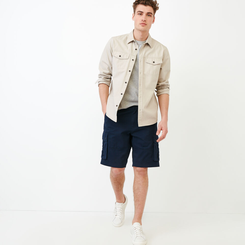 Roots-undefined-Heatley Long sleeve Shirt-undefined-B