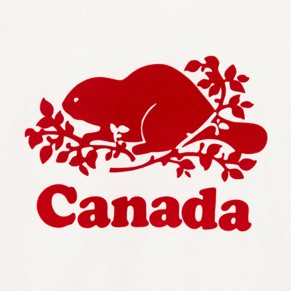 Roots-Kids Our Favourite New Arrivals-Boys Canada T-shirt-Ivory-D