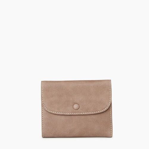 Roots-Women Categories-Riverdale Wallet-Fawn-A