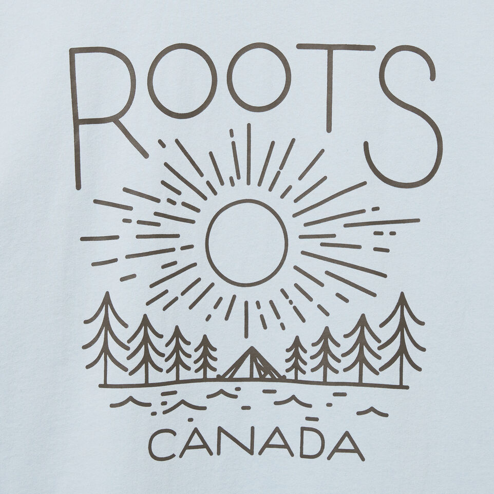 Roots-undefined-Mens Good Lines T-shirt-undefined-D