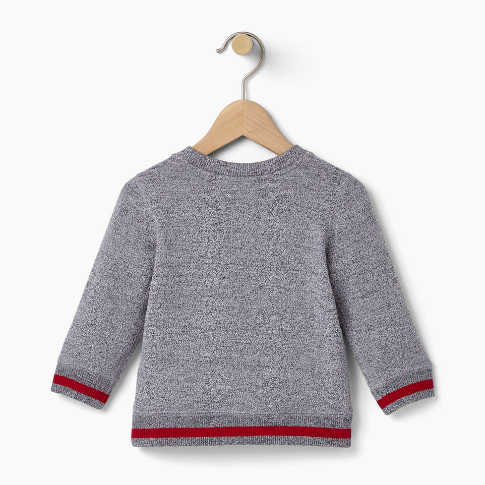 Roots-undefined-Baby Buddy Crew Sweatshirt-undefined-B