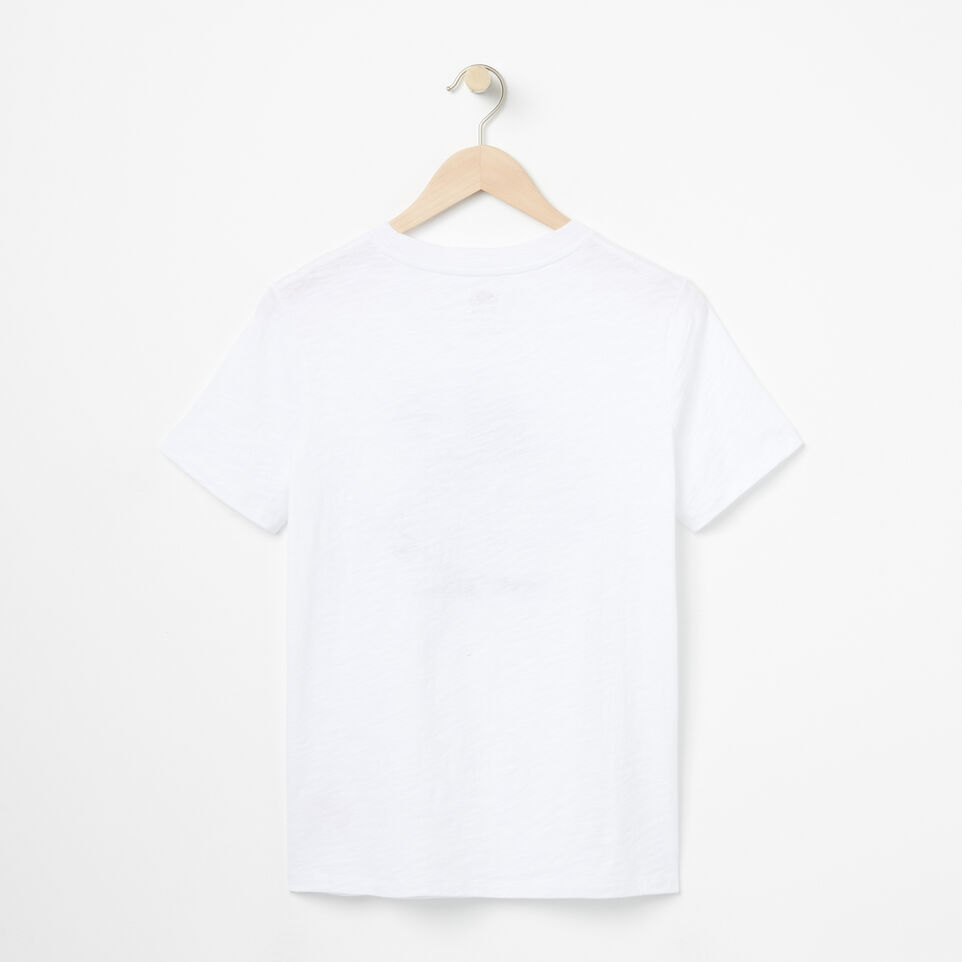 Roots-undefined-T-shirt Alexa brodé-undefined-B