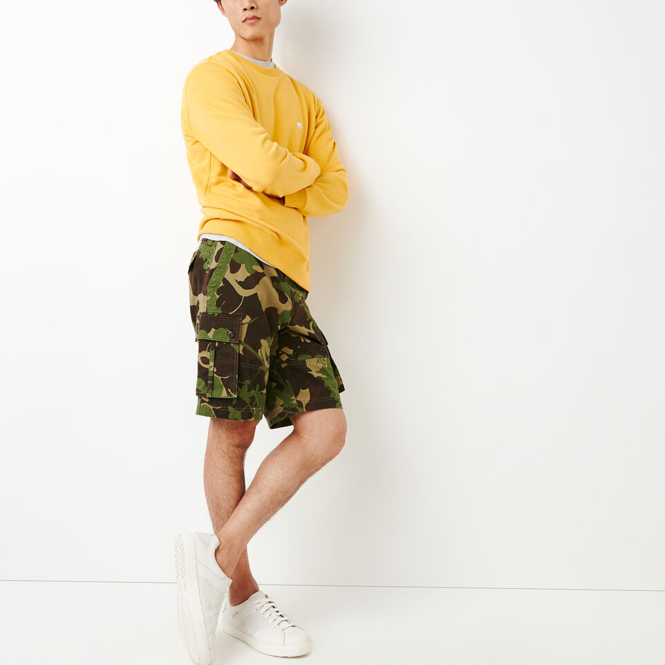 Roots-undefined-Burlington Camo Cargo Short-undefined-B