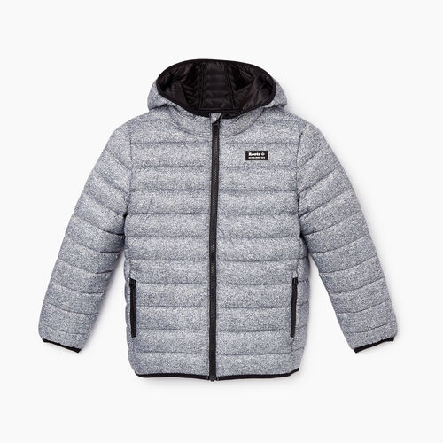 Roots-Gifts Gifts For Kids-Kids Roots Puffer Jacket-Salt & Pepper-A