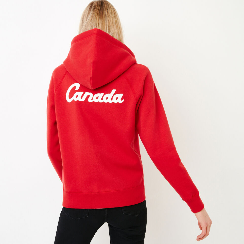 Roots-undefined-Womens Canada Full Zip Hoody-undefined-D
