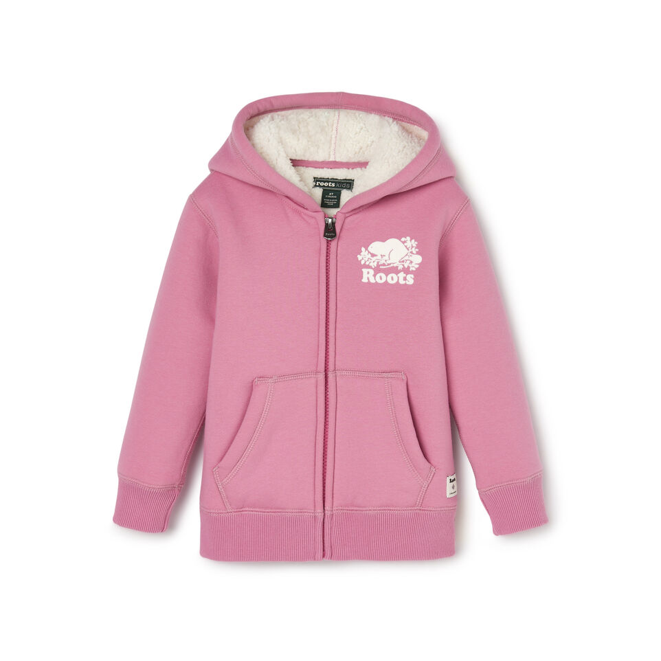 Roots-undefined-Toddler Sherpa Lined Full Zip Hoody-undefined-A