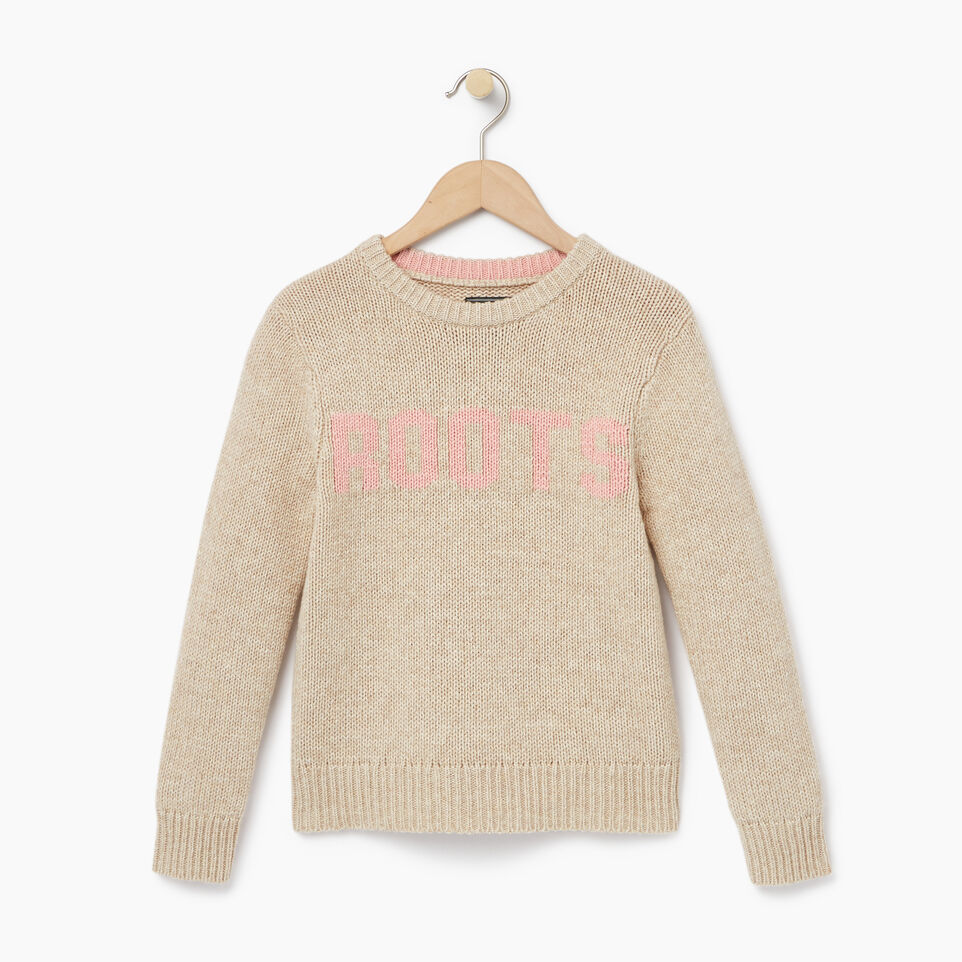 Roots-undefined-Girls Vault Crew Sweater-undefined-A