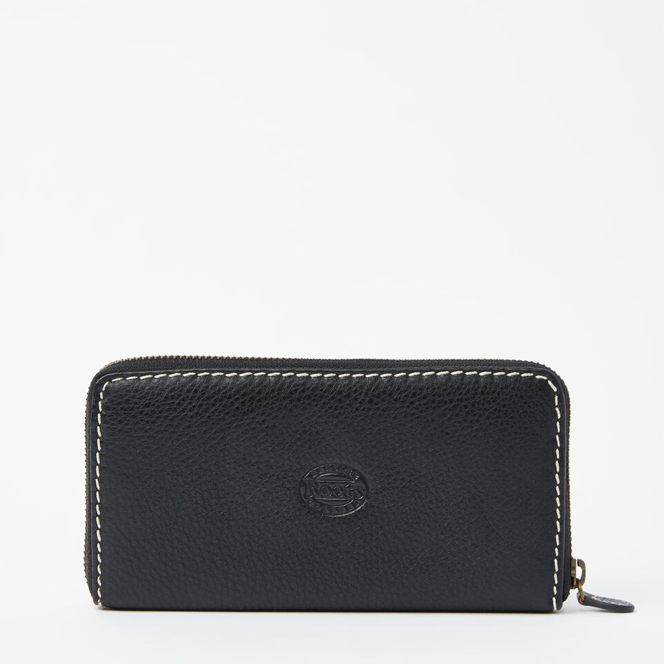 Roots-undefined-Zip Around Clutch-undefined-C