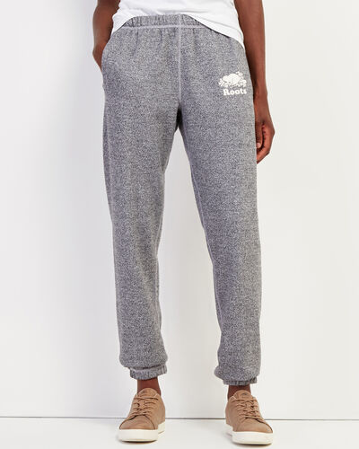 Roots-New For This Month Women-Roots Salt and Pepper Original Sweatpant - Tall-Salt & Pepper-A