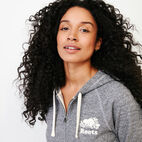 Roots-undefined-Roots Salt and Pepper Original Full Zip Hoody-undefined-E