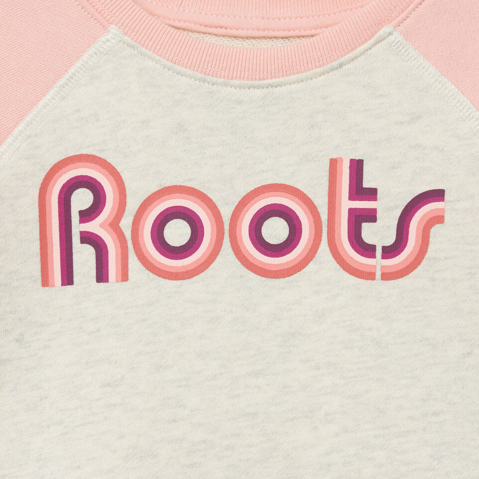 Roots-undefined-Toddler Short Sleeve Peplum Crew-undefined-C