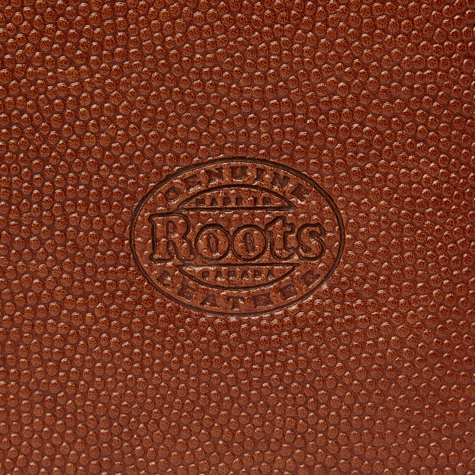 Roots-Leather  Handcrafted By Us Our Favourite New Arrivals-Horween Passport Wallet-Cognac-E