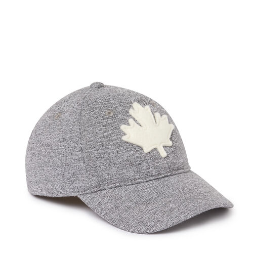 Roots-Kids Our Favourite New Arrivals-Kids Canada Baseball Cap-Salt & Pepper-A