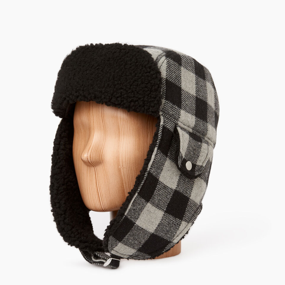 Roots-undefined-Roots Park Plaid Trapper Hat-undefined-C