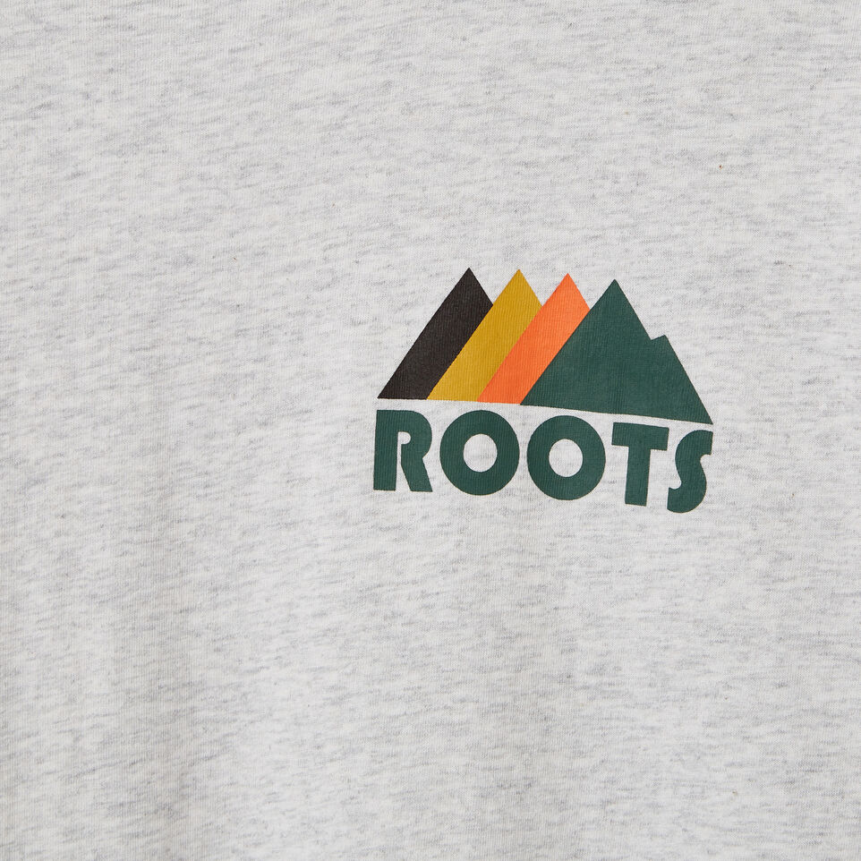 Roots-Men Our Favourite New Arrivals-Mens Mountains T-shirt-undefined-D