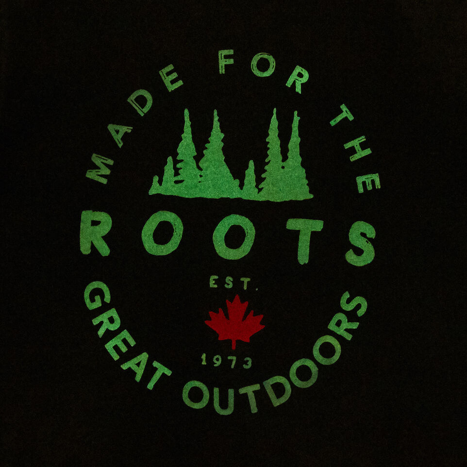 Roots-undefined-T-shirt Great Outdoors pour garçons-undefined-E