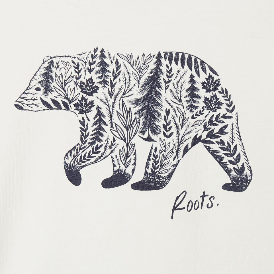 Roots-undefined-Boys Woodland Animal T-shirt-undefined-D