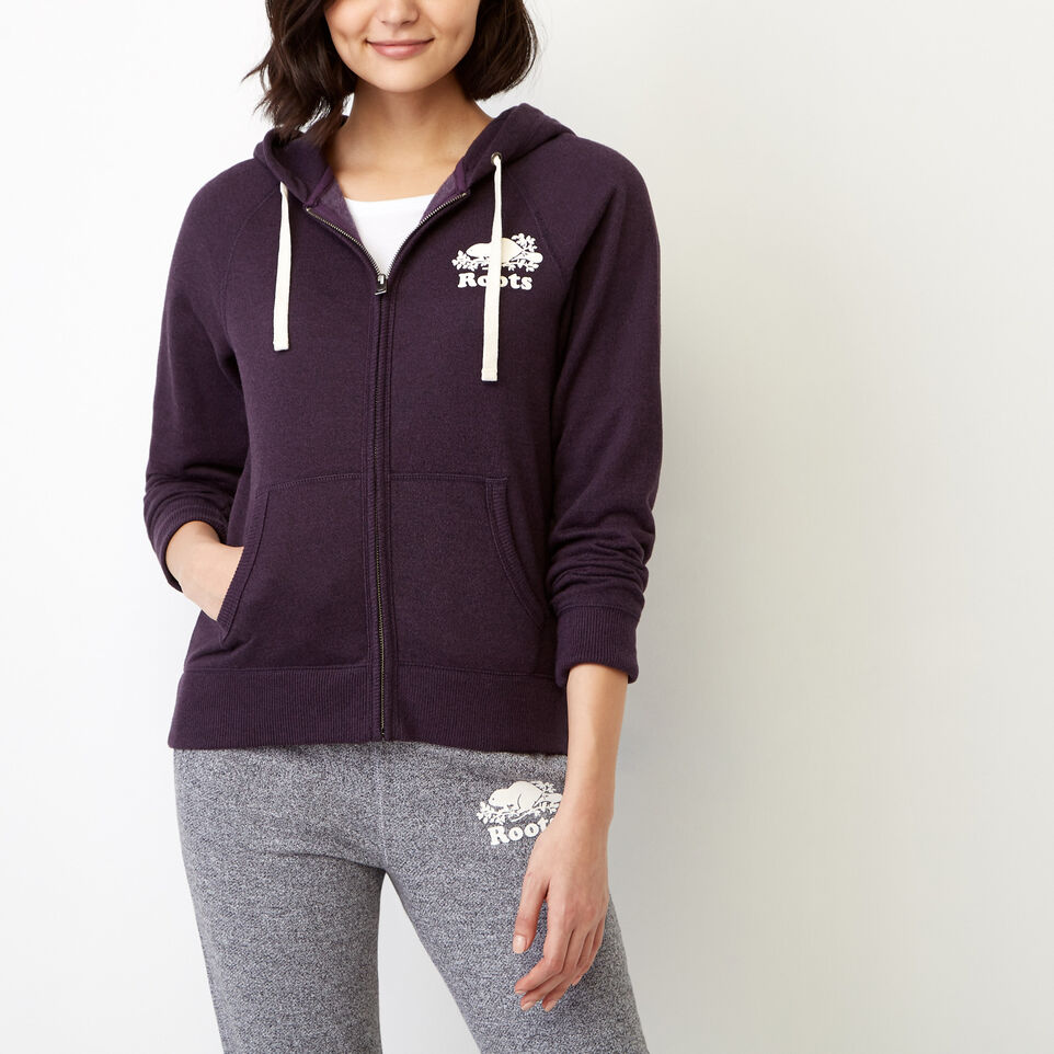 Roots-Cooper Beaver Full Zip Hoody