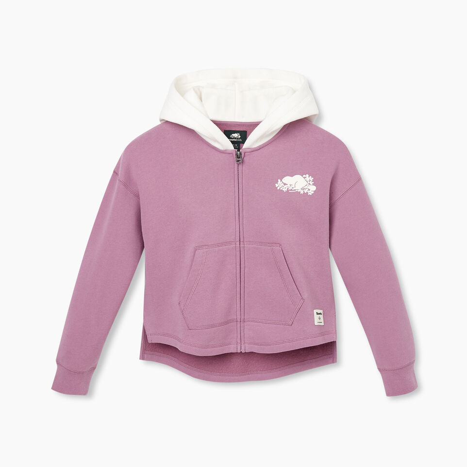 Roots-undefined-Girls Remix Full Zip Hoody-undefined-A