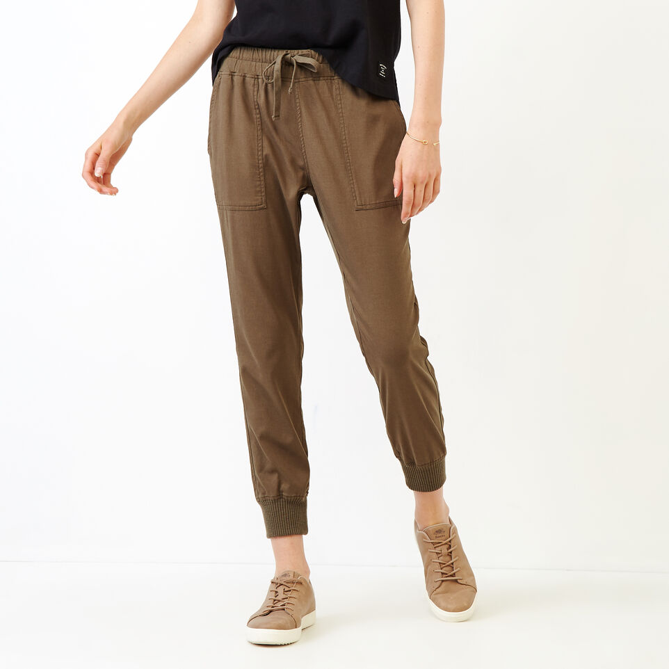 Roots-Women Our Favourite New Arrivals-Essential Jogger-Fatigue-A