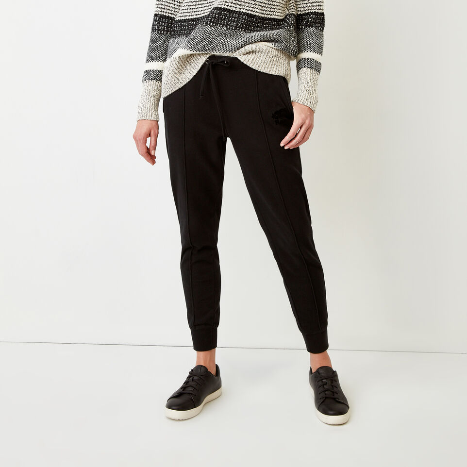 Roots-undefined-Pintuck Sweatpant-undefined-A