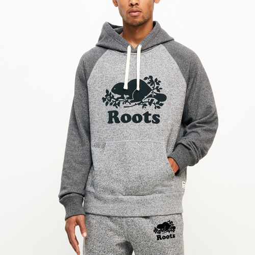 Roots-Men Roots Salt & Pepper™-Original Contrast Kanga Hoody-Salt & Pepper-A