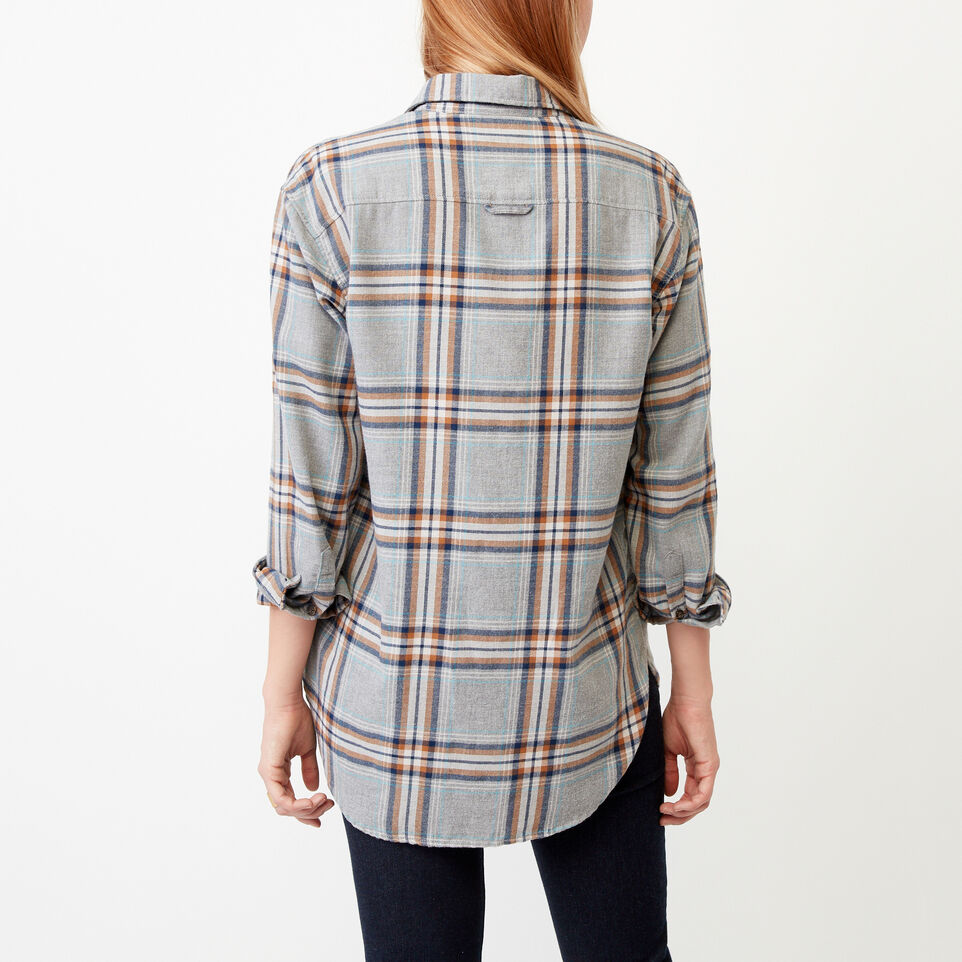 Roots-undefined-Brookside Flannel Shirt-undefined-D