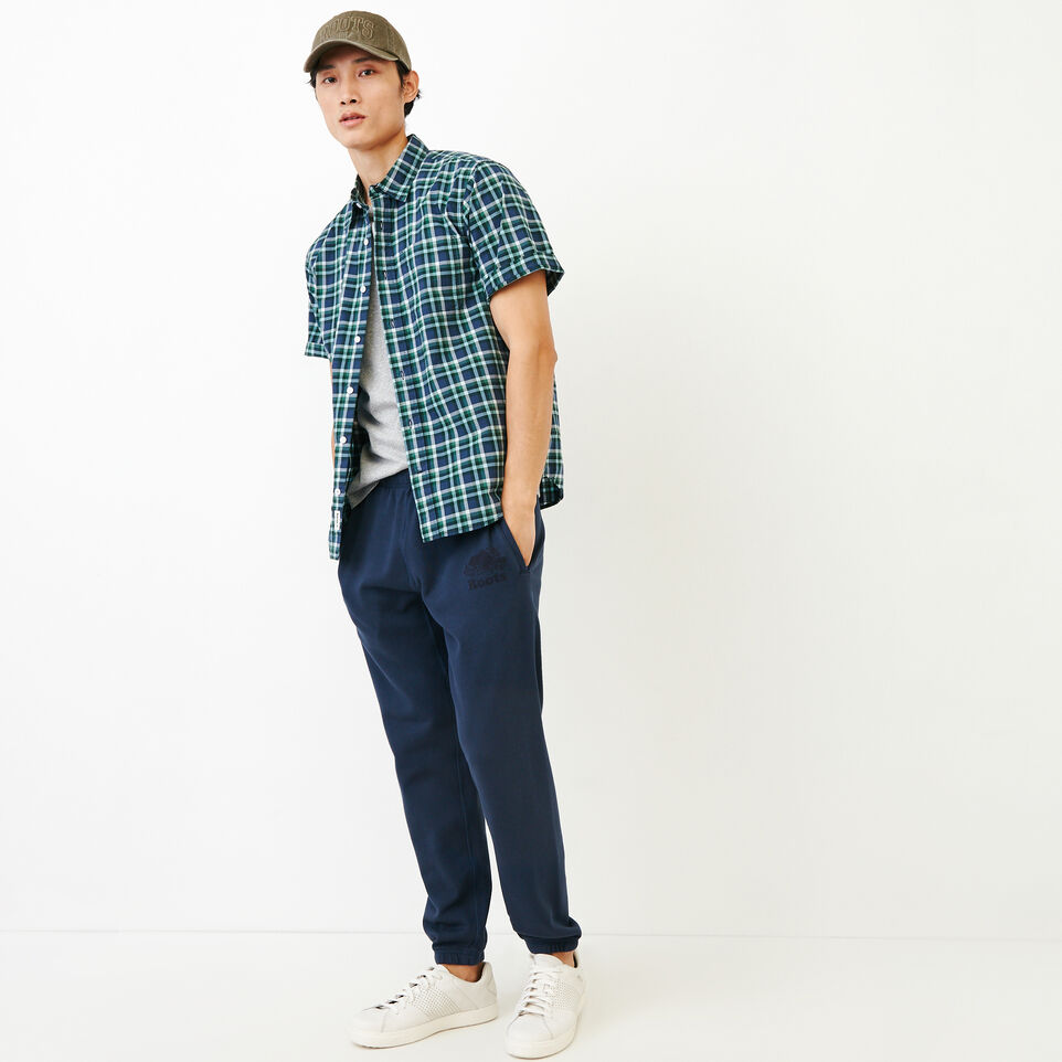 Roots-undefined-Templeton Plaid Shirt-undefined-B