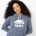 Roots-Women Categories-Original Kanga Hoody-Navy Blazer Pepper-E
