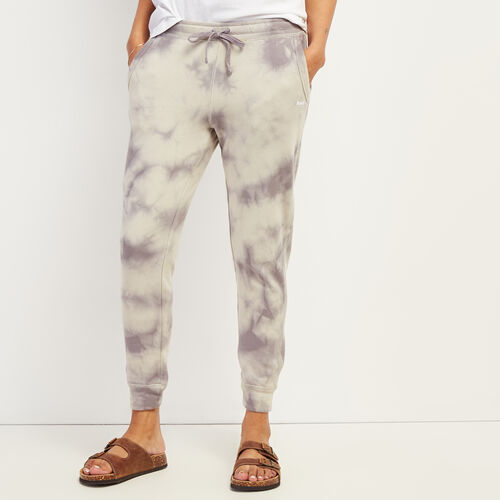 Roots-Women Clothing-Eramosa Sweatpant-Cloudburst Tie Dye-A