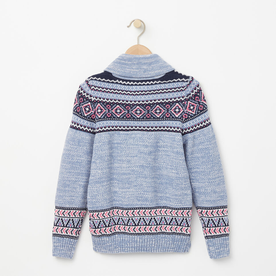 Roots-undefined-Girls Fair Isle Holiday Sweater-undefined-B
