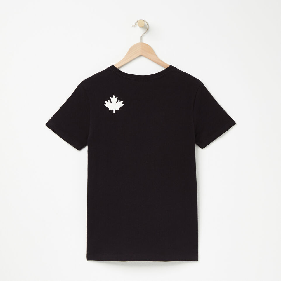 Roots-undefined-T-shirt Mc Cooper Canada-undefined-B