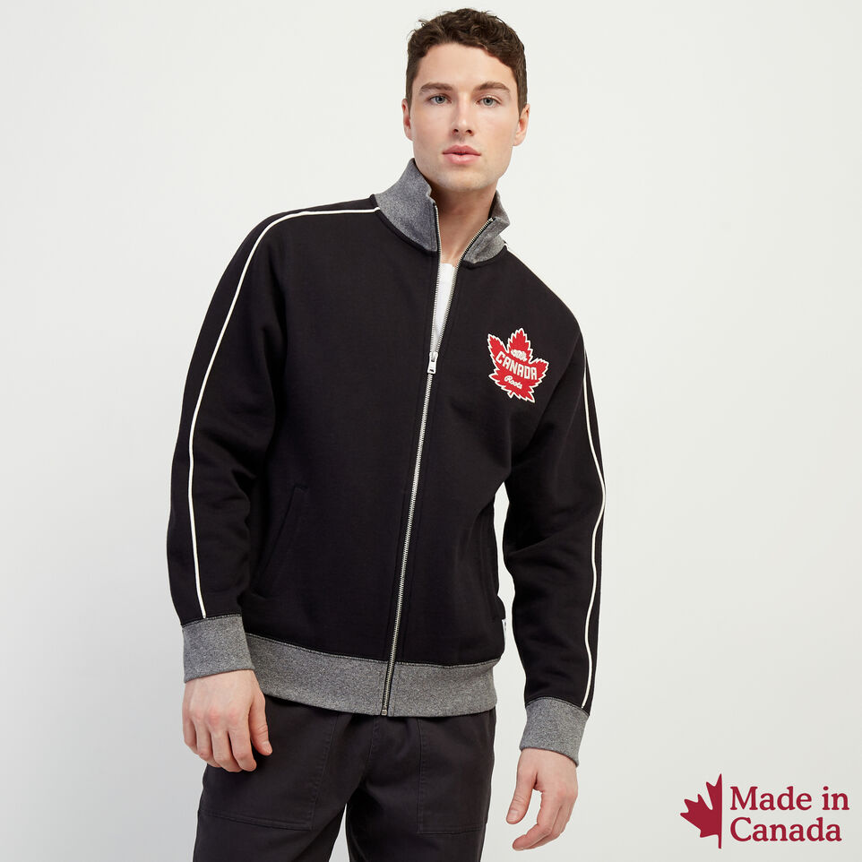 Roots-undefined-Mens Canada Full Zip Mock-undefined-A