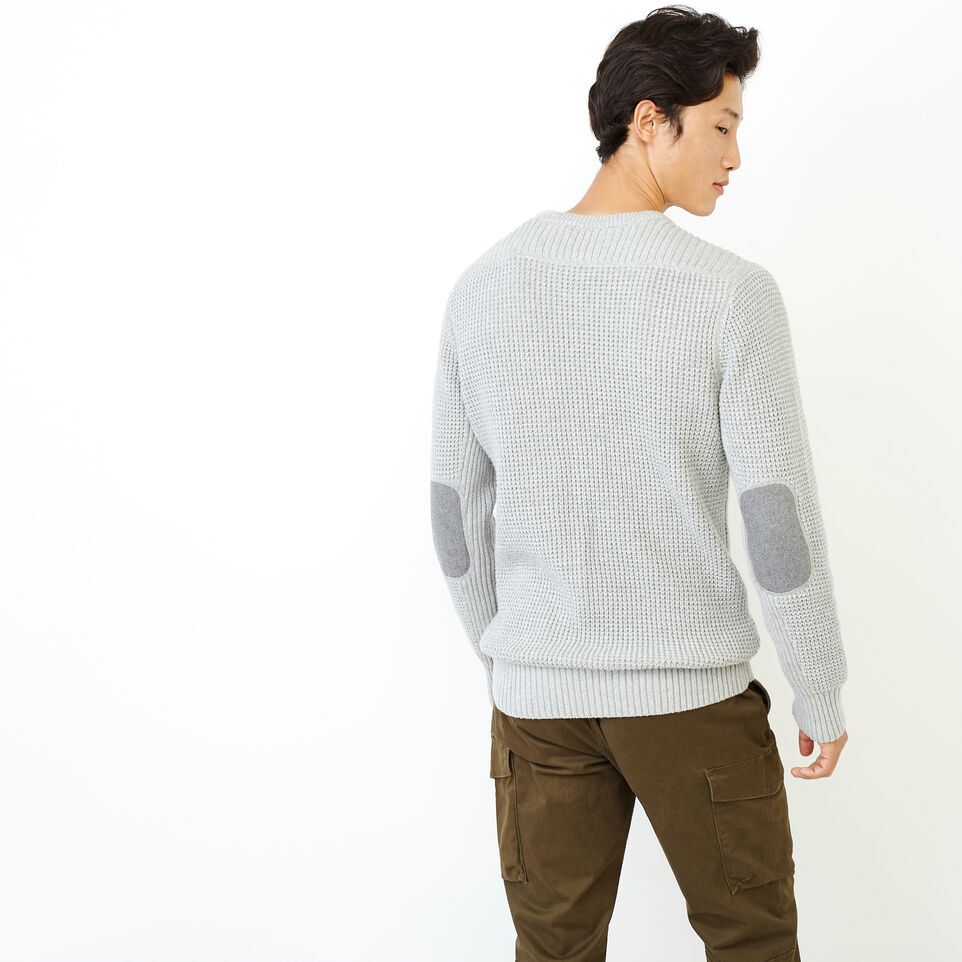 Roots-undefined-Vault Waffle Sweater-undefined-E