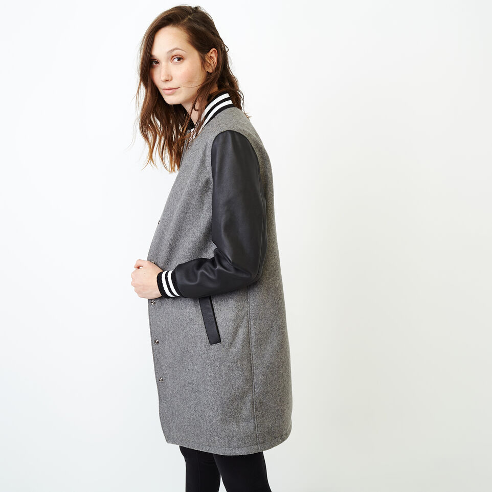 Roots-undefined-Long Sorority Coat-undefined-D