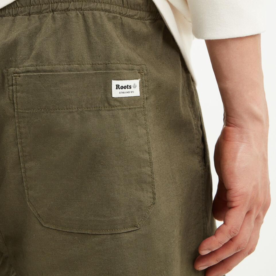 Roots-undefined-Hemp Pull On Short-undefined-E