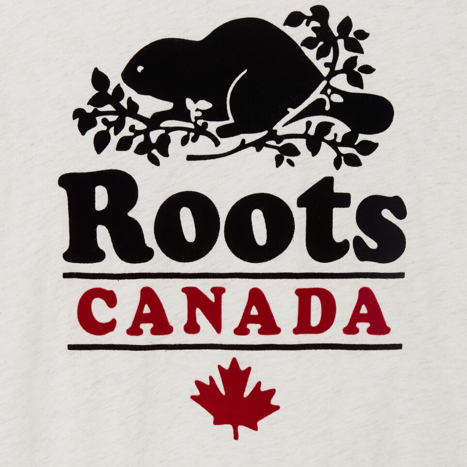 Roots-undefined-Boys Roots Canada T-shirt-undefined-D