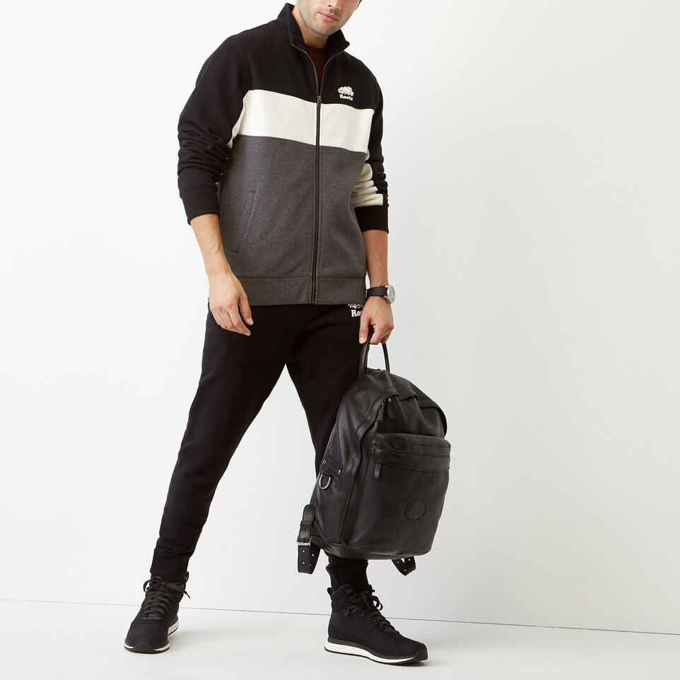 Roots-undefined-Cooper Zip Track Jacket-undefined-B
