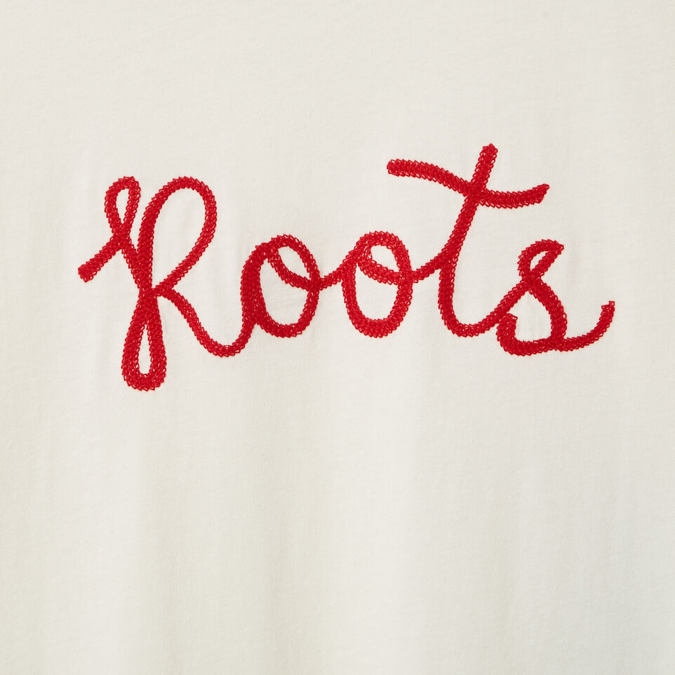 Roots-undefined-Womens Mabou T-shirt-undefined-D
