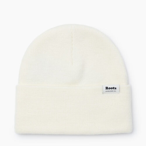 Roots-Men Accessories-Cozy Bracebridge Toque-Egret-A